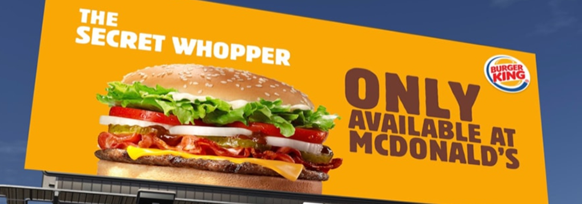 Konkurencja między amerykańskimi fast-food'ami