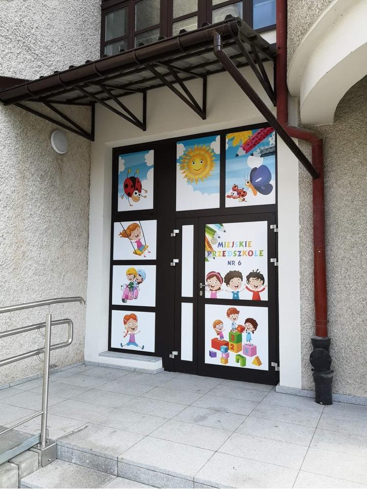 Szyld Przedszkole
